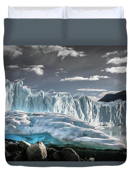 Glaciar 74 Duvet Cover