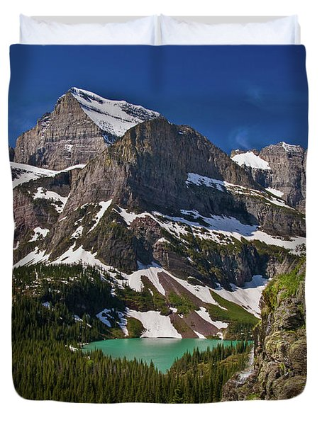 Glacier Backcountry 2 Duvet Cover