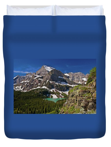 Glacier Backcountry 2 Duvet Cover