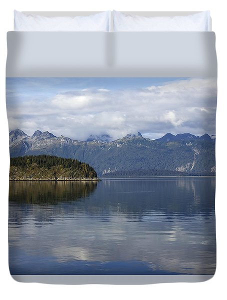 Glacier Bay 10 Duvet Cover