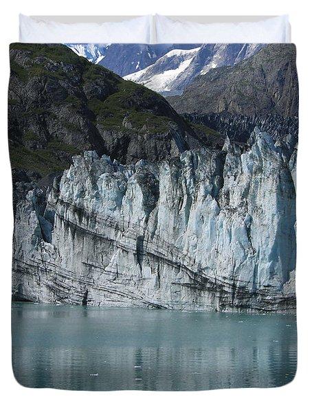 Glacier Bay Majesty Duvet Cover