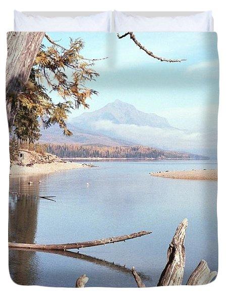 Glacier National Park 3 Duvet Cover