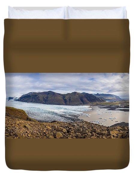 Glacier View Duvet Cover