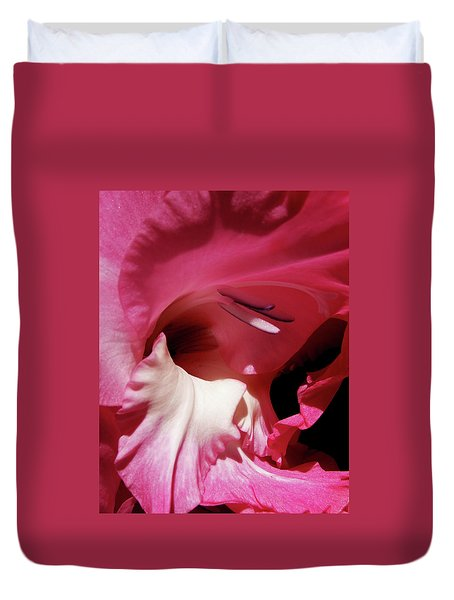 Gladiola Interior For George Duvet Cover