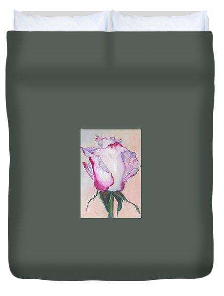Glamour Roses IIi Duvet Cover