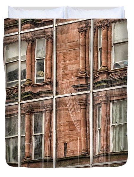 Glasgow Modern Vintage Duvet Cover