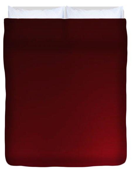 Glass Of Wine Duvet Cover