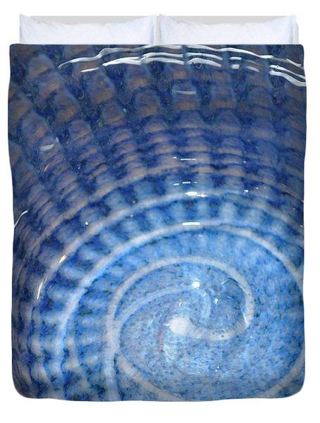 Glassworks 3 Duvet Cover by Marty Koch
