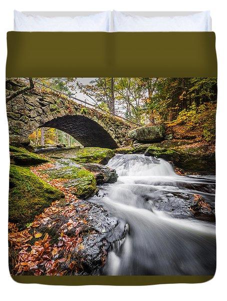 Gleason Falls Duvet Cover
