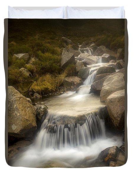Glen River Nearer To The Source Duvet Cover