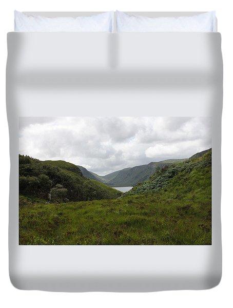 Glenveagh National Park Duvet Cover