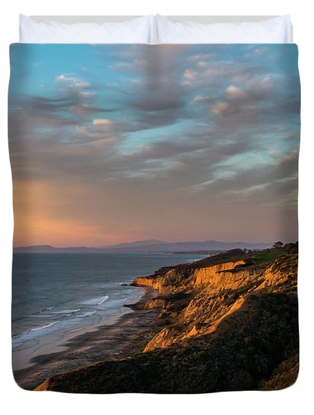Gliderport North Duvet Cover