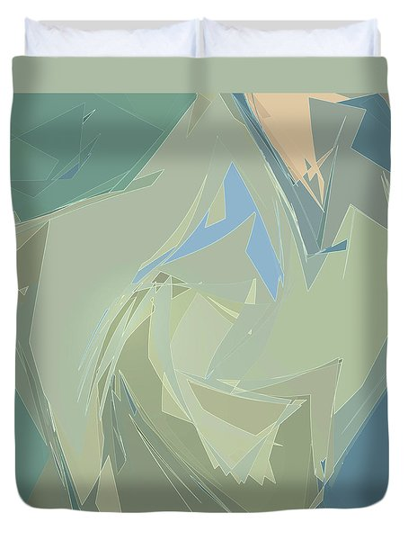 Glimmers Duvet Cover