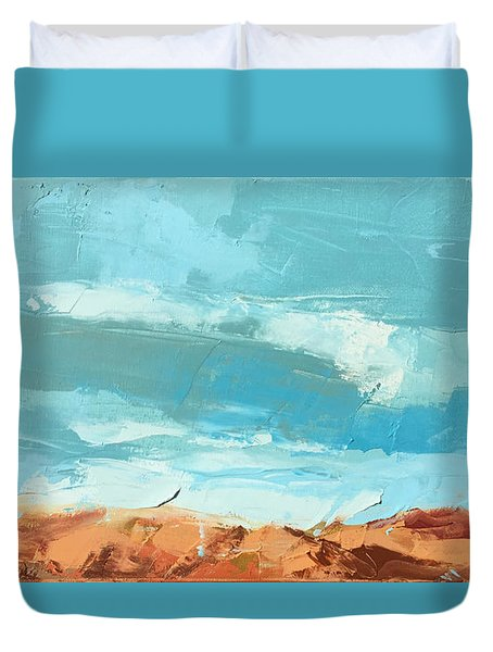 Glorious Journey Duvet Cover