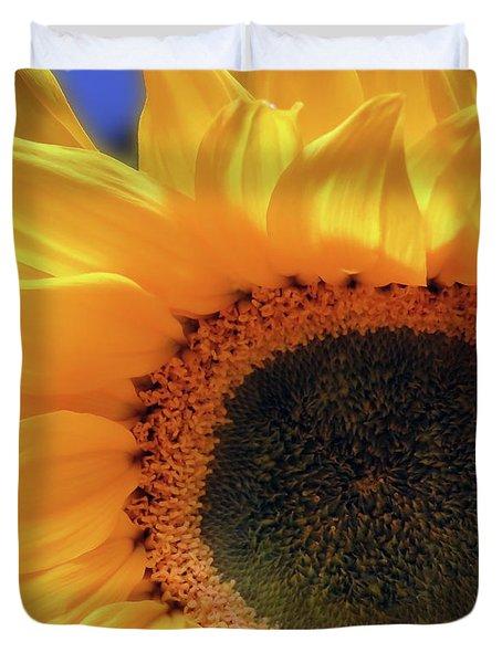 Glorious Sunflower Duvet Cover