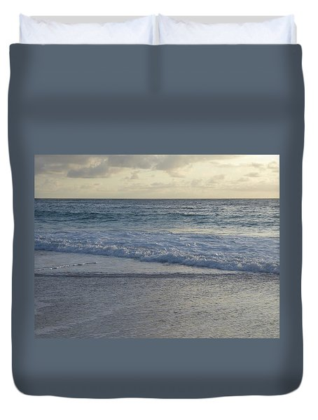 Glorious Sunrise Duvet Cover