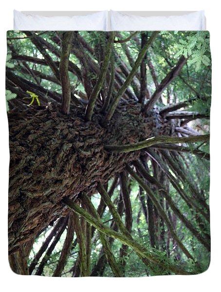 Glorious Tree  Duvet Cover