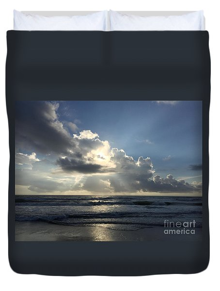 Glory Day Duvet Cover by LeeAnn Kendall