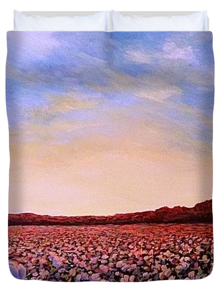 Glory Of Cotton Duvet Cover