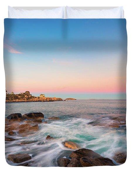 Gloucester Sunset 1 Duvet Cover