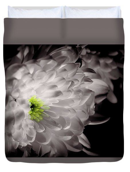 Glowing Duvet Cover