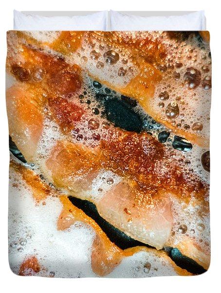Gluten Free Bacon Duvet Cover