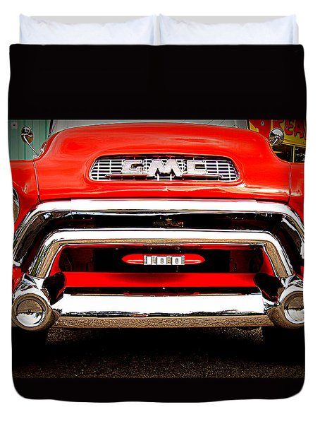 Gmc Ready Duvet Cover