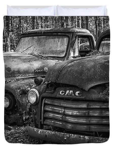Gmc Truck Duvet Cover