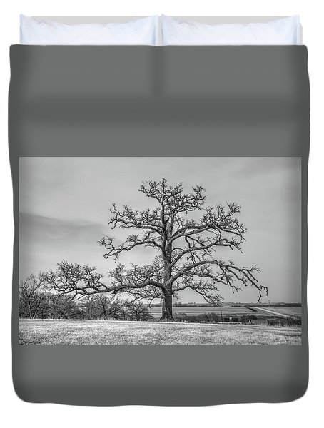 Gnarly Nature Duvet Cover