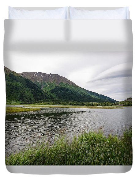 Go Explore Duvet Cover