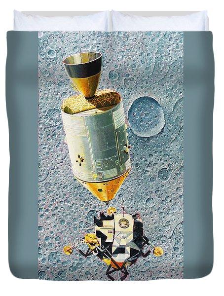 Go For Landing Duvet Cover