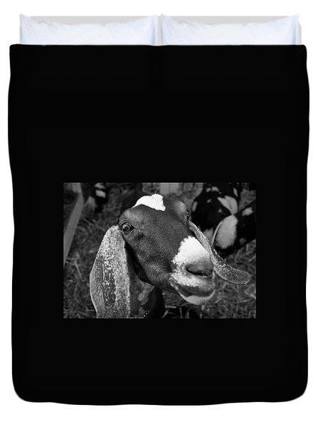 Goat Duvet Cover