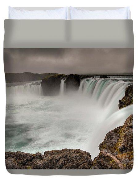 Godafoss Duvet Cover
