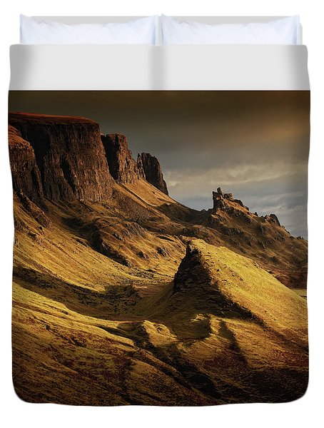 Gods Country Duvet Cover