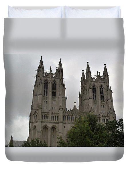 God's House Duvet Cover