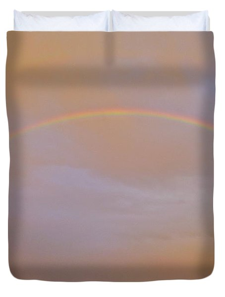 God's Promise Duvet Cover