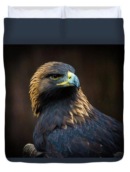 Golden Eagle 3 Duvet Cover