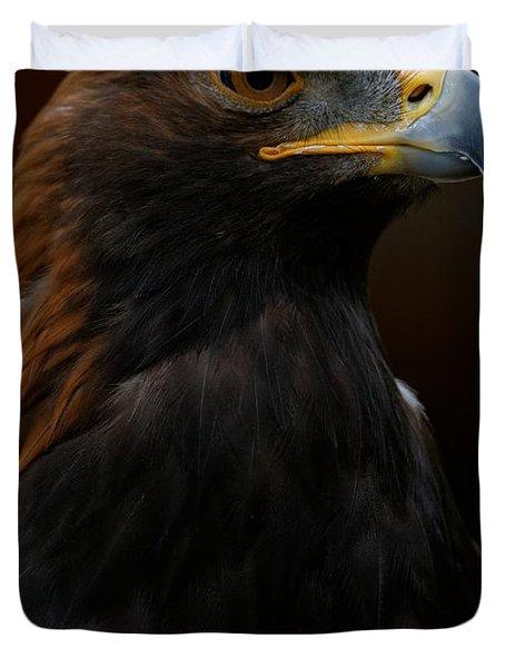 Golden Eagle - Predator Duvet Cover