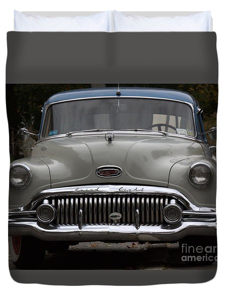 Duvet Cover featuring the photograph Golden Find by Steven Macanka