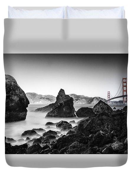 Golden Gate Colour Duvet Cover