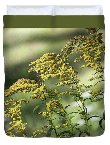 Goldenrod -  Duvet Cover