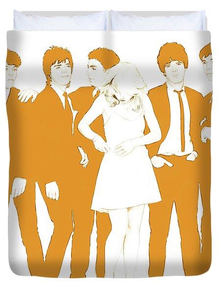 Goldie Duvet Cover