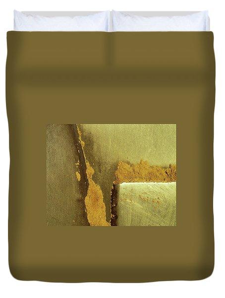 Goldrush Duvet Cover