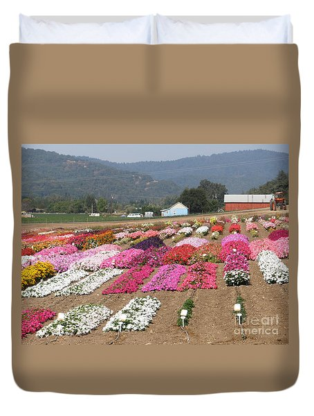 Goldsmith Seed Company Duvet Cover