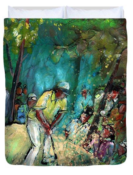 Golf Madness 03 Duvet Cover