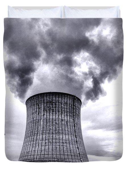 Gone Nuclear Duvet Cover