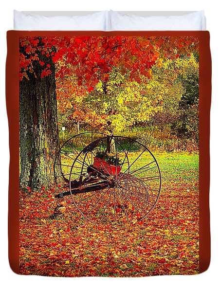 Gone With The Wind Duvet Cover