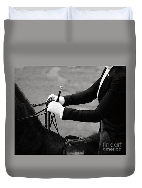 Good Hands Duvet Cover