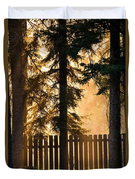 Good Morning Sunshine Quilt Cover : Good morning sunshine photograph by mick anderson