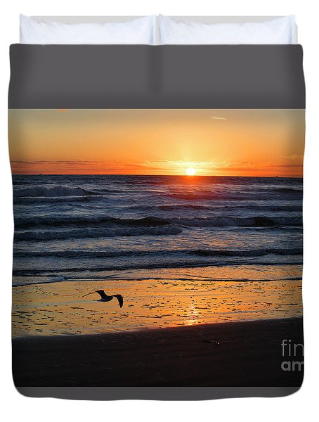 Good Morning Sunshine Quilt Cover : Good morning sunshine south padre island photograph by
